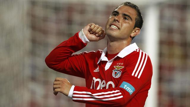 World Football - Benfica's Bruno Cesar signs for Al Ahly