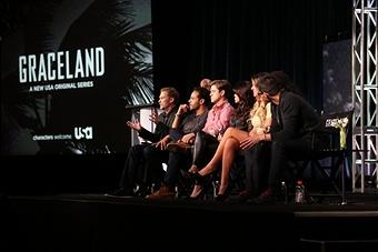 USA On 'Graceland' & Network's Expansion Into Comedy In 2013: TCA