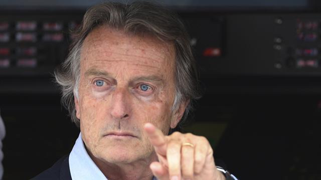 Formula 1 - Montezemolo defends Alonso criticism