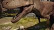 Experience prehistoric life as a dinosaur in this game