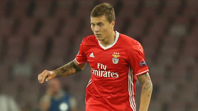 In-demand Lindelof 'happy to stay at Benfica'