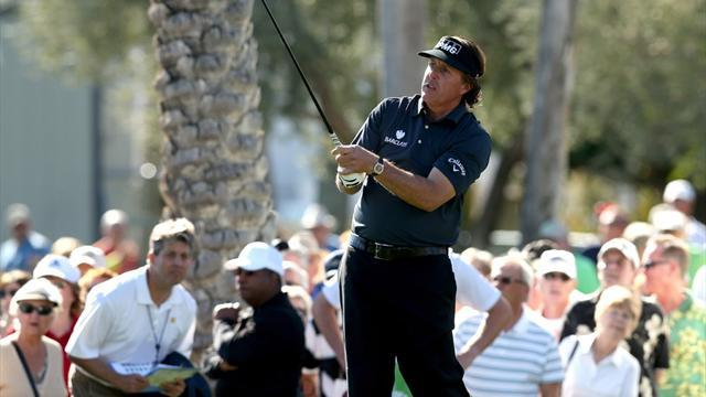 Golf - Erratic start to season for Mickelson