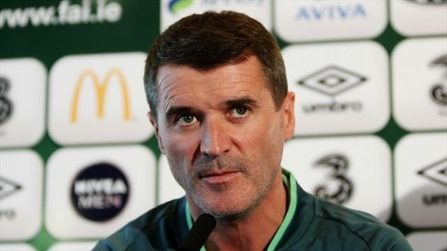 World Cup - Keane: I'm not an animal who needs taming