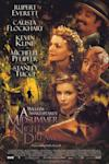 Poster of William Shakespeare's A Midsummer Night's Dream