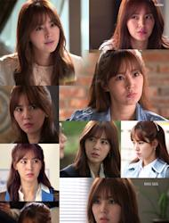 Han Chae Ah showing cute jealousy in 'All About My Love'