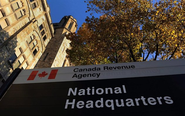 The Canada Revenue Agency headquarters in Ottawa is shown on November 4, 2011. The Canada Revenue Agency wants to set the record straight when journalists fail to include its upbeat take in their stories. THE CANADIAN PRESS/Sean Kilpatrick