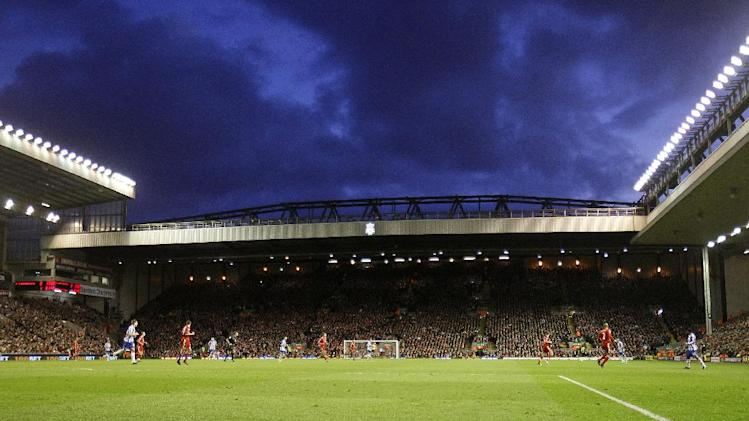 The mayor of Liverpool says he is encouraged by continuing talks on the club's stadium proposals