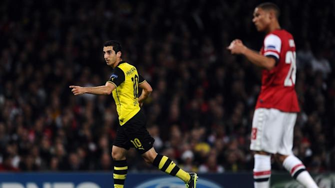 As it happened: Arsenal v Borussia Dortmund, Champions League