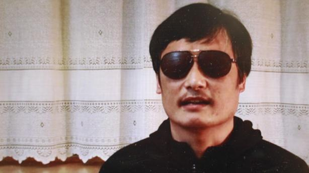 Chen Guangcheng to Become Coolest Foreign Exchange Student Ever