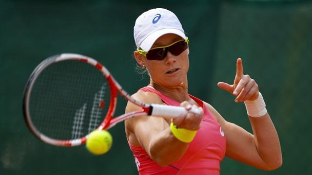 Tennis - Stosur splits with coach