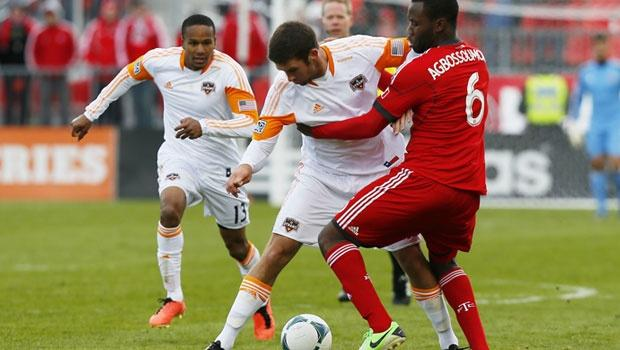 The blueprint: Houston Dynamo expect more physical play after Sporting loss