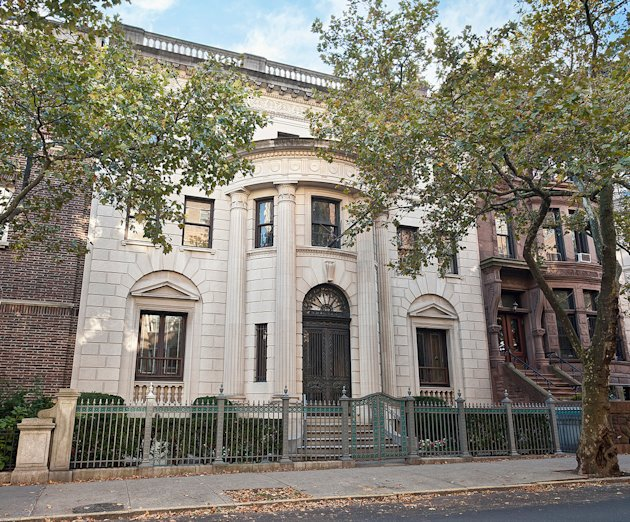 Century old brooklyn mansion could shatter price record for Townhomes for sale in nyc
