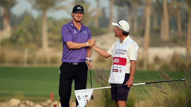 Commercial Bank Qatar Masters - Day Four