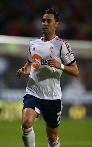Chris Eagles was inspirational in Bolton's derby win over Blackburn