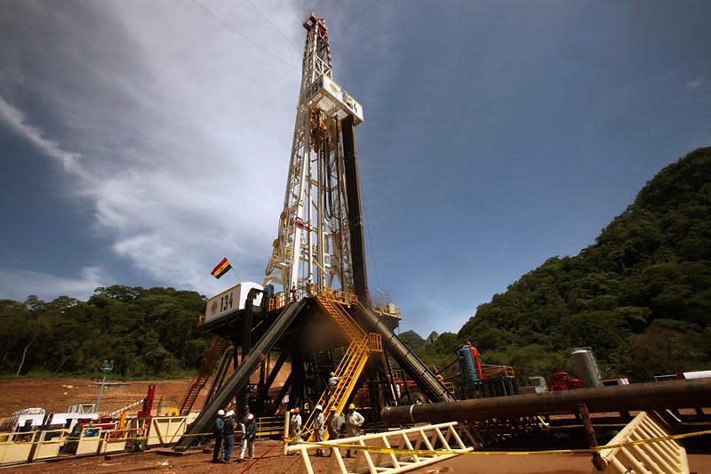 Una inversión de 150 millones de dólares aumentará la producción de un campo de gas en Bolivia