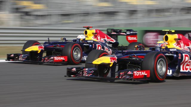 Webber snatches Korean GP pole from Vettel