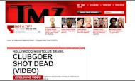 TMZ Fatal Shooting Video Sparks Anger