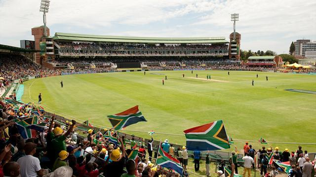 Cricket - Proteas wrap up series win