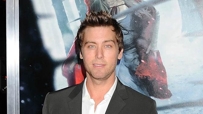 Lance Bass Red Riding Hood