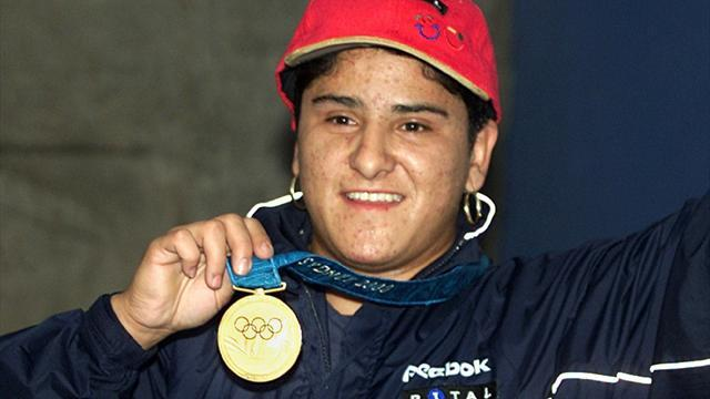 Weightlifting - Mexican weightlifter dies at age 35