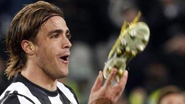 Serie A - Matri: No signal to leave Juve