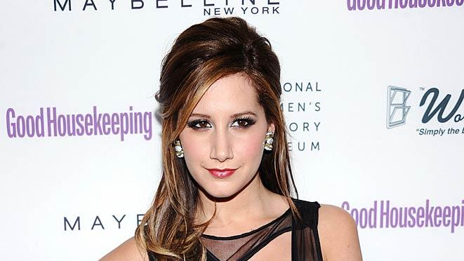 Ashley Tisdale Goodhouse Keeping