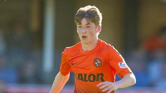 Scottish Football - Injuries hit Dundee United