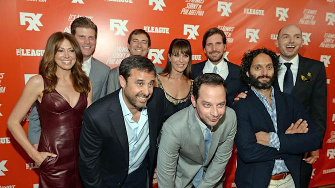 FXX Network Launch Party And Premieres For