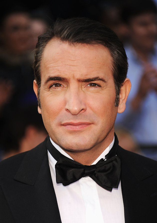 Caffeinated clint has the real unedited list of oscar for Dujardin christophe