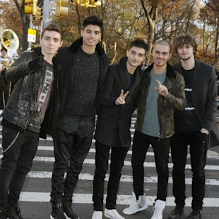 Nothing Wrong With A Man Crush! The Wanted Admit They 'Love David Beckham's A*s'