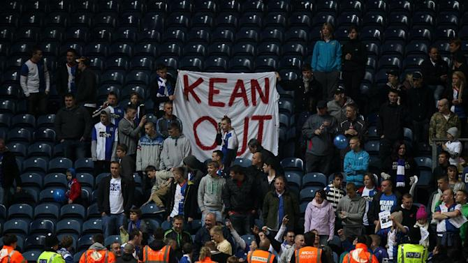 Blackburn Rovers' fans have long campaigned for manager Steve Kean to be sacked