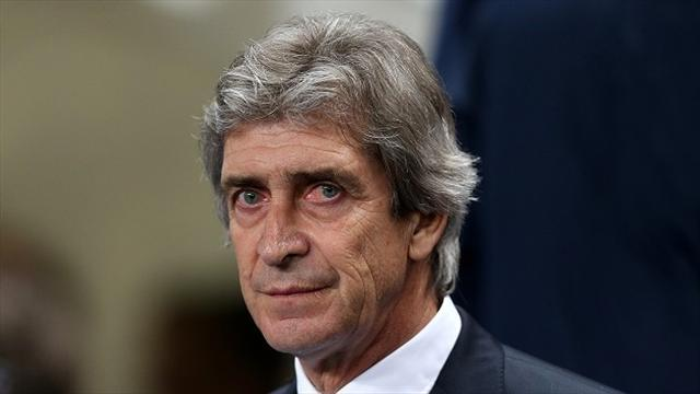 Champions League - UEFA charge Pellegrini over rant at referee