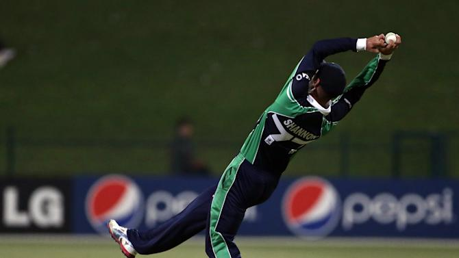 ICC World Twenty20 Qualifier - Quarter Final - Ireland v UAE