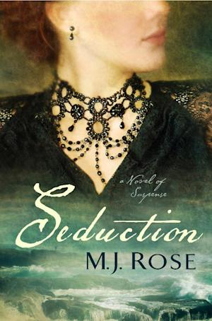 "This book cover image released by Atria shows ""Seduction,"" by M.J. Rose. (AP Photo/Atria)"