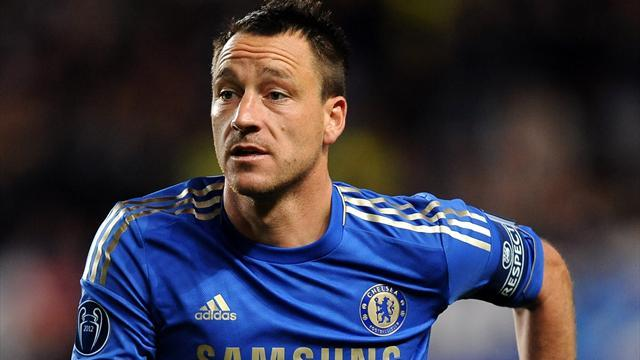 Premier League - Terry expects summer contract talks with Chelsea