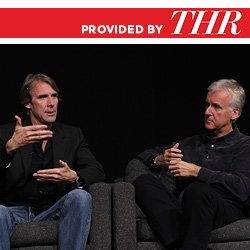 Michael Bay & James Cameron Paramount Pictures