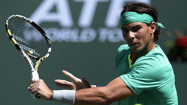 Tennis - Nadal pulls out of Miami Masters