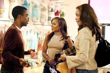 Chris Rock , Kerry Washington and Gina Torres in Fox Searchlight's I Think I Love My Wife