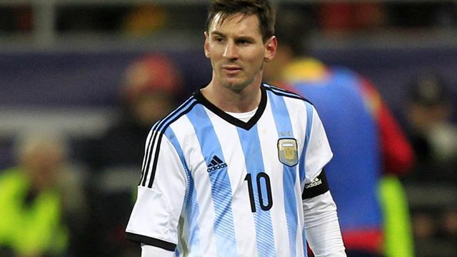 World Cup - Messi needs World Cup win to join greats, says Ardiles