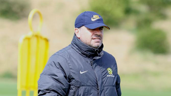 Postecoglou: Socceroos focused on World Cup ahead of England