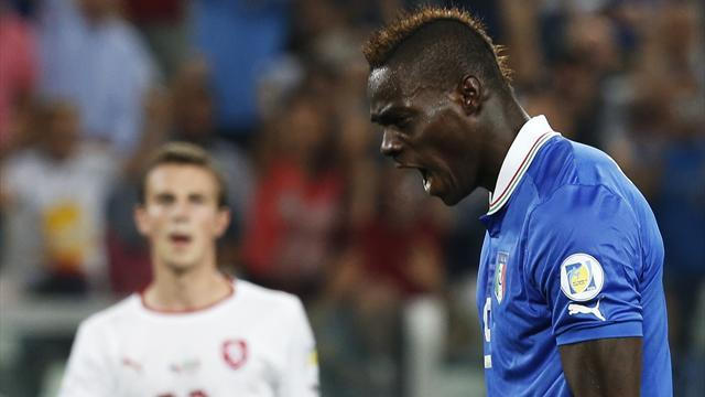 World Cup - Italy win seals World Cup qualification