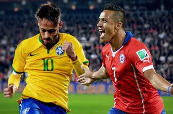 Brazil - Chile Betting: Why Neymar, Oscar and Willian can fire Dunga's men to victory