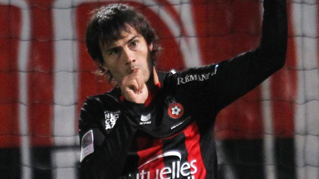 Ligue 1 - Pocket rocket Cvitanich fuels Nice success
