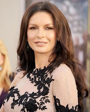 "Catherine Zeta-Jones: I Don't Want To Be the ""Poster Child"" for Bipolar Disorder"