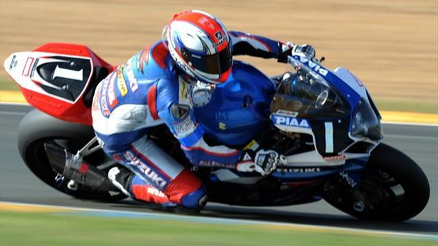Superbikes - Philippe to replace Camier in France