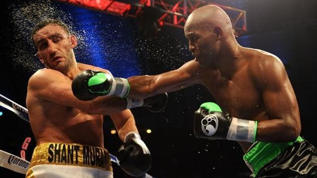 Boxing - Hopkins builds case for Mayweather showdown