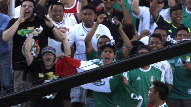 Gold Cup Panama Mexico Soccer