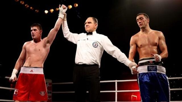 Boxing - Britain remain unbeaten at home after USA win
