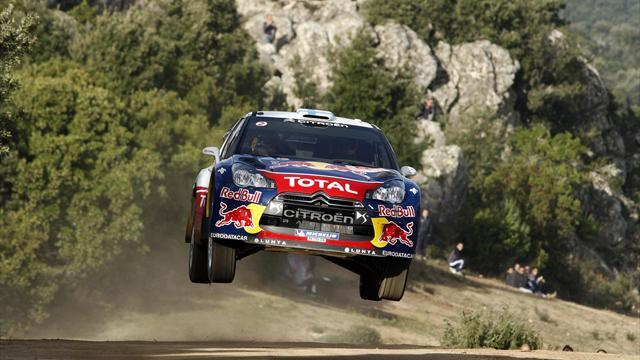 WRC: Hirvonen closes out dominant win in Italy