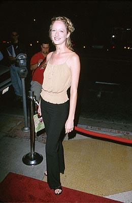 Premiere: Judy Greer at the Los Angeles premiere of Regent's The Specials - 9/18/2000